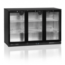 Backbar Cooler ,300 l, Tefcold DB300H-3-P