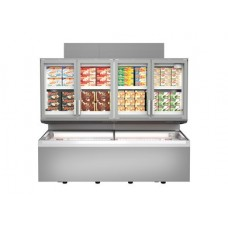 Chest Freezer for professional cooling of products, for supermarkets, SFT 1223, Liebherr