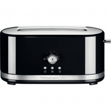 Hand-operated toaster with extra long slots KitchenAid 5KMT4116