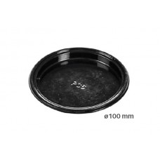 Big Tray Round, 100 Single Portions Tray – Round Ø100 mm , 52.002.20.0002, Silikomart