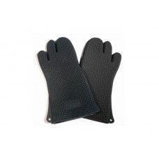 Black cooking gloves, Zeus Profi Glove ACC082 ,70.500.20.0001, Silikomart