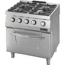 Gas stove OZTI OSOGF 8070