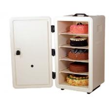Bakery thermobox, white, 100250, 630 AVATHERM
