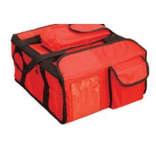 Pizza bag, small, red, 100355, AV13, AVATHERM