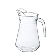 Glass jugs, Colonna 1000, 6 units in package, 13102221, Borgonovo