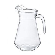 Glass jugs, Colonna 13000, 6 units in package, 13102321, Borgonovo
