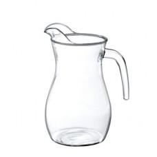 Glass jugs, Venezia 1200, 6 units in package, 13112120, Borgonovo