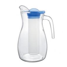 Glass jugs, Venezia 1500 with refrigerator, 6 units in package, 13112219, Borgonovo