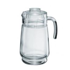 Glass jugs, Piacenza 1600, 6 units in package, 13120020, Borgonovo