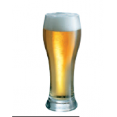 Pack of 6 Beer glasses, Brasserie 494/32, Premium Collection, Durobor