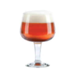 Pack of 6 Beer glasses, Gusto 2924/43, Premium Collection, Durobor