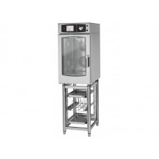 Combi oven electric Kompatto Giorik H model (with touch screen and high efficiency steam generator) KH101