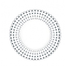 Set of 12 plates 15 cm, BOSSA NOVA, 91309, Nachtmann