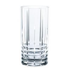Set of 12 Longdrink glasses STRAIGHT, HIGHLAND, 98233, Nachtmann
