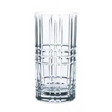 Set of 12 Longdrink glasses SQUARE, HIGHLAND, 98234, Nachtmann