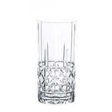 Set of 12 Longdrink glasses DIAMOND, HIGHLAND, 98235, Nachtmann