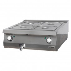 Electric Bain Marie,Top Full Module, OBE 8090, Ozti, 7854.N1.80903.11