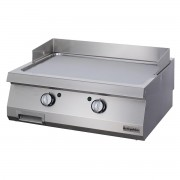 Full Module Smooth Electric Grill, steel, OGE 8070, series 700, Ozti, 7864.N1.80703.17