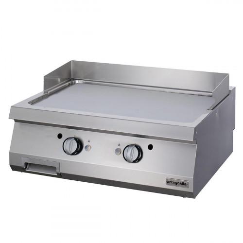 Full Module Smooth Gas Grill, steel, OGG 8070, series 700, Ozti, 7864.N1.80703.19
