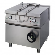 Electric Bratt Pan 80 lt Manual Tilting, OTE 80, Ozti, 7867.N1.80908.04